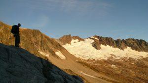 Forbidden Peak West Ridge