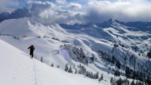 Mount Baker Backcountry Skiing