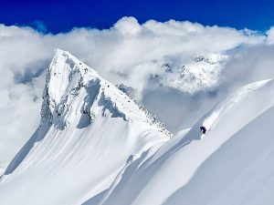 Mount Baker Backcountry Skiing