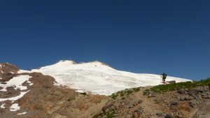 Mount Baker Easton Glacier