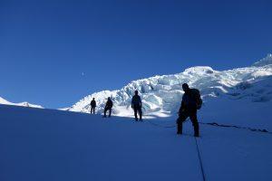 Mount Baker Ice Climbing