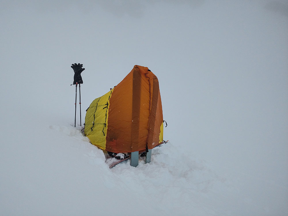 Baker Mountain Guides