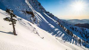 Twin Sisters Backcountry Skiing