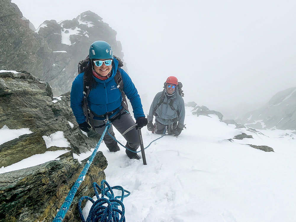 Baker Mountain Guides