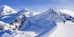 Glaciated Ski Mountaineering Course
