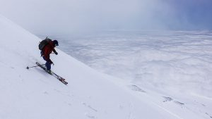 Glaciated Ski Mountaineering Course