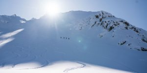 Ski Mountaineering Pro Course