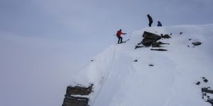 Steep Ski Mountaineering Course