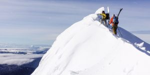 Steep Ski Mountaineering Course