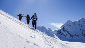 Valdez Ski Mountaineering