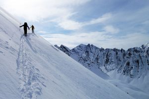 Valdez Ski Mountaineering